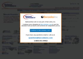 nationalbarcode.com