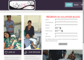 nationalblooddonors.org