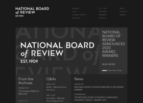 nationalboardofreview.org