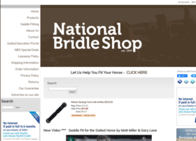 nationalbridle.com