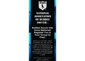nationalbubblesoccer.com