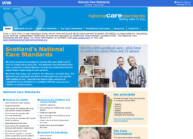 nationalcarestandards.org