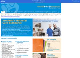 nationalcarestandards.org