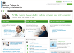 nationalcollege.org.uk