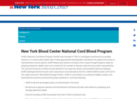 nationalcordbloodprogram.org