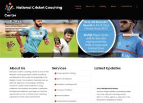 nationalcricketcoaching.com