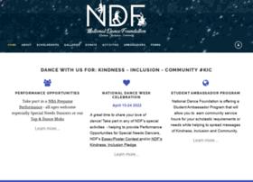 nationaldanceweek.org