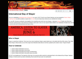 nationaldayofslayer.org