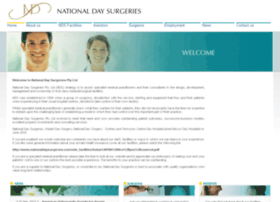 nationaldaysurgeries.eprospect.com.au