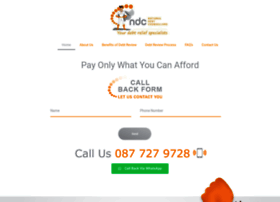 nationaldebtcounsellors.co.za