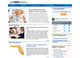 nationaldebtreliefprogram.com
