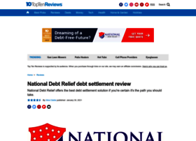 Nationaldebtreliefprograms.com