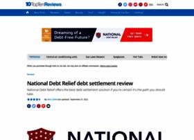 nationaldebtreliefprograms.com