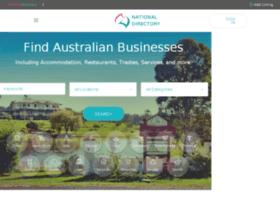 nationaldirectory.com.au