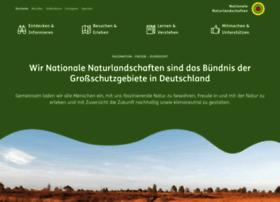 nationale-naturlandschaften.de