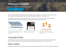 nationalforecaster.com