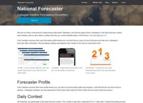 nationalforecaster.com