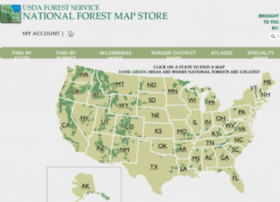 nationalforeststore.com