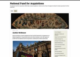nationalfundforacquisitions.wordpress.com