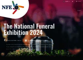 nationalfuneralexhibition.co.uk