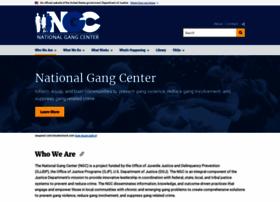 nationalgangcenter.gov