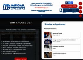 nationalgaragedooratlanta.com