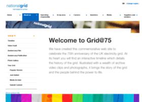 nationalgrid75.com