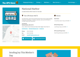 nationalharbor-md-6075.theupsstorelocal.com
