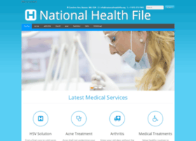 nationalhealthfile.org
