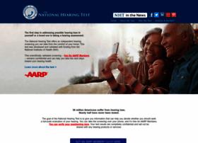 nationalhearingtest.org