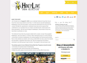 nationalhoneybeeday.com