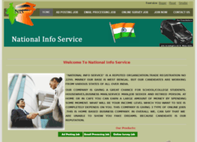 nationalinfoservice.in