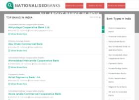 nationalisedbanks.com