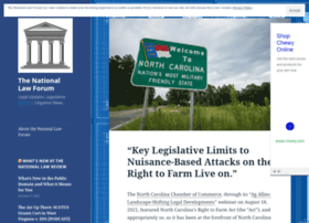 nationallawforum.com