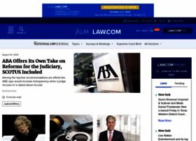 nationallawjournal.com