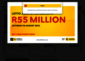 nationallottery.co.za