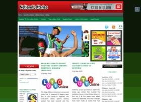 nationallottery.ws