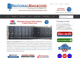 nationalmailboxes.com