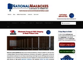 nationalmailboxes.com