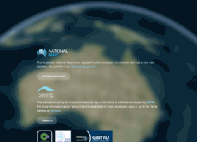 nationalmap.nicta.com.au