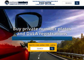 nationalnumbers.co.uk