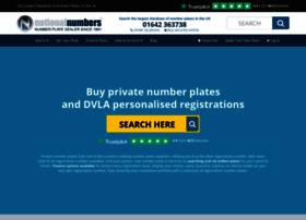 nationalnumbers.co.uk