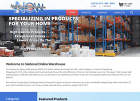 nationalonlinewarehouse.com