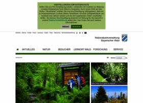 nationalpark-bayerischer-wald.de