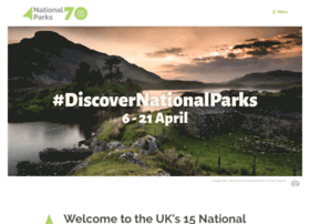 nationalparks.gov.uk