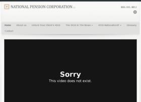 nationalpensioncorporation.com
