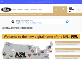nationalpremierleagues.com