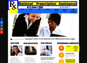 Nationalprescriptionassistance.com