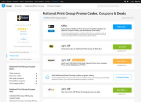 nationalprintgroup.bluepromocode.com