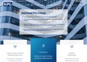 nationalproclean.com